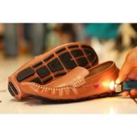 Sepatu Kulit Formal, Sepatu Kulit Kickers Mocasin, Sepatu Kerja Pria