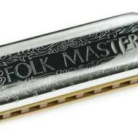 Harmonika FOLK MASTER