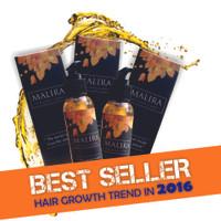 Minyak Kemiri MALIRA Perawatan Rambut Kering Dan Mengembang