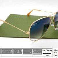 harga Kacamata Original Sunglass RayBan RB3025 001 3F - 58-1 Tokopedia.com