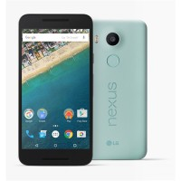 LG Nexus 5X 32GB Ice With Headset