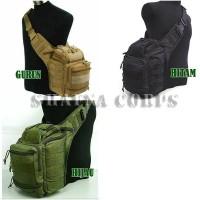 TAS SELEMPANG ARMY / SLING BAG 803