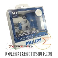 Bohlam Philips H7 Diamond Vision 5000K