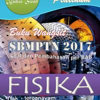 Buku Wangsit FISIKA SBMPTN 2017 Platinum