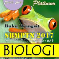 Buku Wangsit SBMPTN 2017 Biologi Platinum