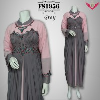 Baju Pesta Ceruty Syahrini FS1956