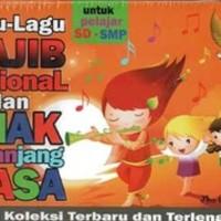 Lagu-Lagu Wajib Nasional dan Anak Sepanjang Masa