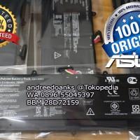 Baterai Batre Asus VivoBook X201 X201E | X202E | S200 | S200E Original