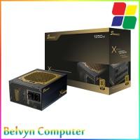 Seasonic X1250 1250W Full Modular 80 + Gold Certified Power Supply Pure