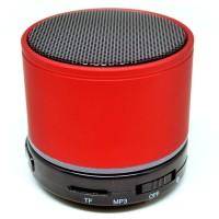Mini Super Bass Portable Bluetooth Speaker - S11 - Red