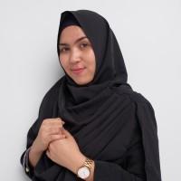 Jilbab Khimar Alesa Crepe Murah Berkualitas