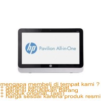 All In One HP pAVILION 20-E029D Diskon