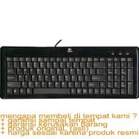 Keyboard Logitech Ultra Flat K152 Berkualitas