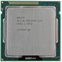 INTEL DUAL CORE G630 2.6 GHZ LGA 1155 TRAY + FAN