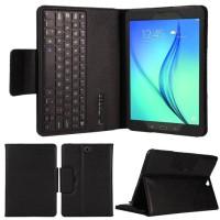 Flip Cover + Bluetooth Keyboard for Samsung Galaxy Tab A 8.0