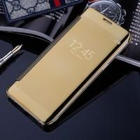 Samsung Galaxy NOTE FE / 7 Smart Flip Slim View Clear Mirror Hard Case