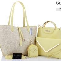 Gucci BOLBAL Abstrak 4in1 Leather (2121)