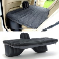 Kasur Matras Angin Mobil untuk Travel Inflatable Smart Car Bed - Black