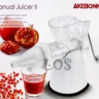 Akebonno Manual Slow Juicer II KS-0199Z (00271.00008)