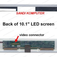 LCD LED Dell Inspiron Mini 10 1018 10V PP19S P04T IM1018 10.1 inch