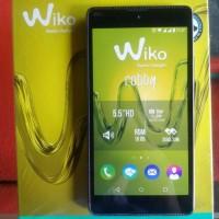 "Wiko Robby New 5,5"" RAM 2Gb ROM 16Gb Garansi Resmi"