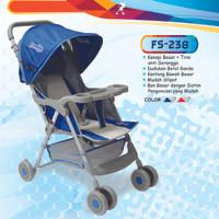 harga Kursi Makan Bayi kereta Chair Stroller Family fs 238 merah biru Tokopedia.com