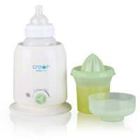 Jual Penghangat Susu/Asi  Bayi Crown Warmer  Sterilizer 4 in 1 Murah