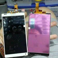LCD TOUCHSCREEN SONY XPERIA ZL C6502 ORIGINAL