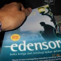 Buku Novel Edensor by Andrea Hirata ( Tetralogi Laskar Pelangi )
