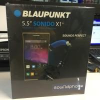 Blaupunkt Sonido X1+ Garansi Resmi +  Sounds Perfect (Headset Include)