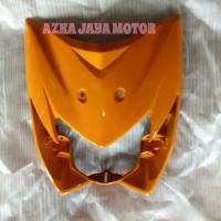 Tameng / Dasi Honda Blade lama Repsol Orange