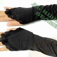 Jual Handsock Cincin Renda / Manset Muslimah / Sarung Tangan Wanita Murah