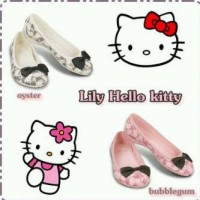 Crocs Lily Hello Kitty