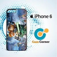 lego star wars 3 Case, Cover, Hardcase Iphone 6