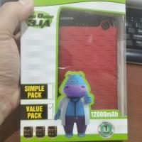harga Powerbank Hippo Murah Noha 2 12000mah Value pack Tokopedia.com