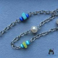 harga Tali Kacamata Manik Kulit Kerang Cateyes Rantai Kacamata Beads Ocean Tokopedia.com