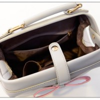 Tas Handbag Selempang Pita Cantik 03312 Gray Kate Spade
