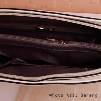 Tas Selempang Handbag Luxury 02345GN Khaki