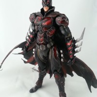 [NGPA07] PLAY ARTS KAI BATMAN DC VARIAN RED