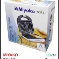 TOASTER MIYAKO TSK 258