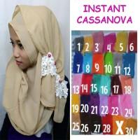 Pastan Cassanova / / Pashmina Instant Cassanova