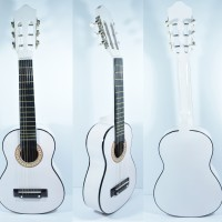 Gitar Mini 6 Senar White 1
