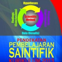 Pendekatan Pembelajaran Saintifik Kurikulum 2013