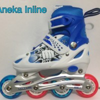 Jual sepatu roda powerline 6032j roda karetbaut bajay biru cek harga ... 561ad15dfd