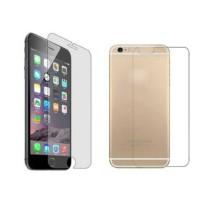 Tempered Glass Depan Belakang iPhone 4 / 5 / 6 / 6 + Plus All Series