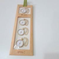harga Stiker Papercraft Pocket Watch Tokopedia.com