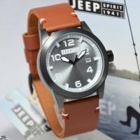 Jam tangan pria Jeep Spirit JPS70203 original