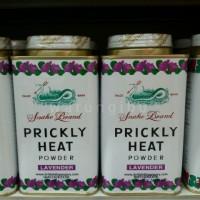 Harga prickly heat powder lavender bedak kesehatan | WIKIPRICE INDONESIA