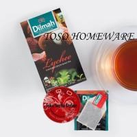 harga Teh Dilmah Lychee Tea Teh Celup- 20 Teabags Tokopedia.com