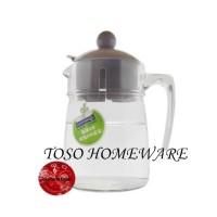 Harga luminarc kone tea pot 0 8 l pitcher jug teh teko | antitipu.com